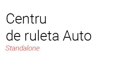 Centru de Ruleta Auto