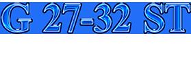 G 27-32 St