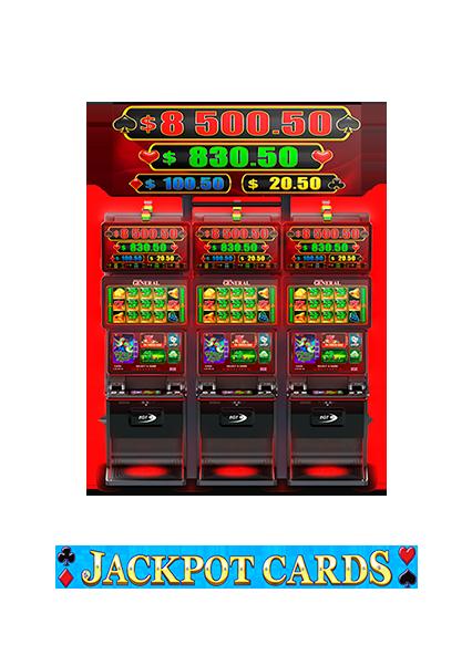 Jackpot Cards