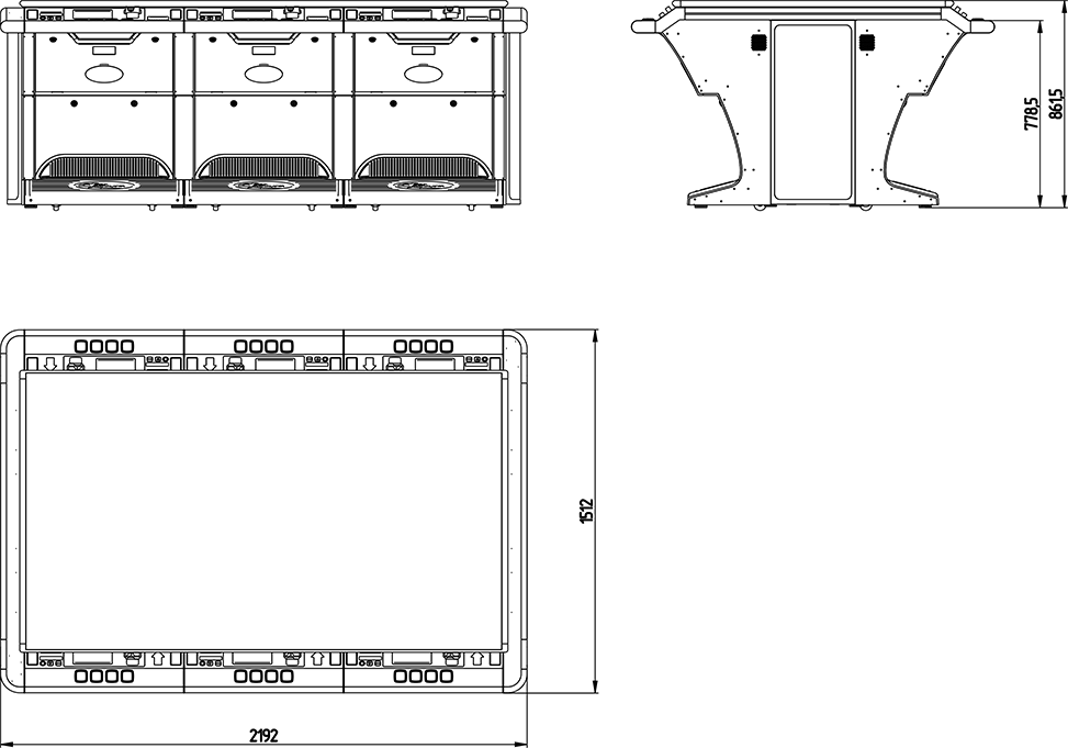 SPECIFICATII TEHNICE T86