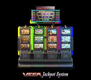Vega Jackpot System