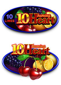 10 Burning Heart