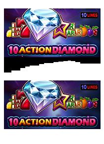 10 Action Diamond