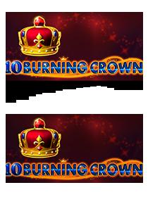 10 Burning Crown