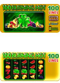 100 Burning Hot