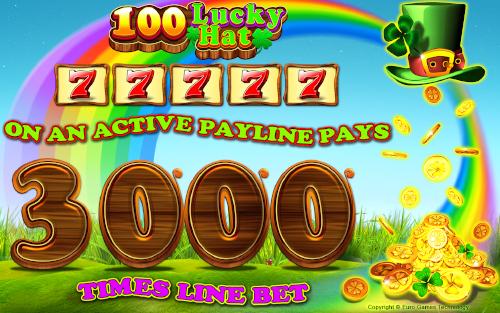 100 Lucky Hat
