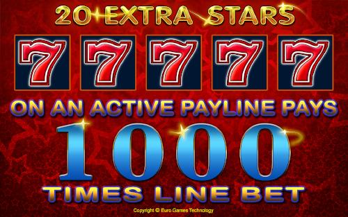 20 Extra Stars