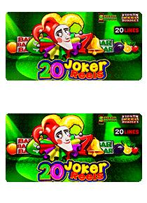 20 Joker Reels