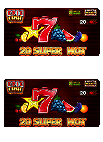 20 Super Hot Epic Cash