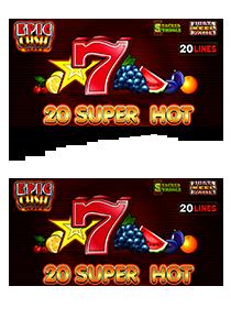 20 Super Hot Epic Cash