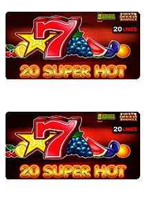 20 Super Fruits