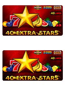 40 Extra Stars