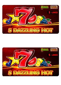 5 Dazzling Hot