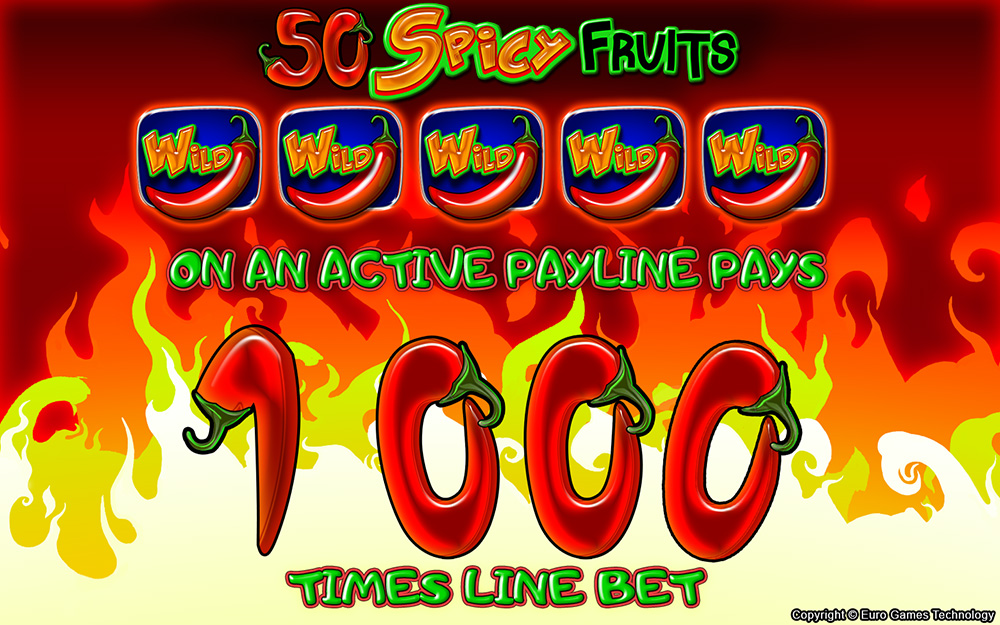 50 Spicy Fruits