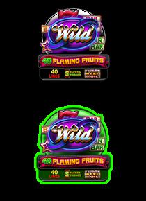 40 Flaming Fruits
