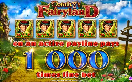 Dorothy`s Fairyland