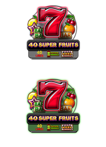 40 Super Fruits
