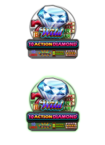 10 Action Diamond