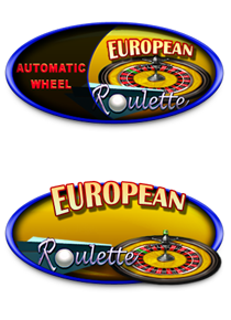 European Roulette Automatic Wheel