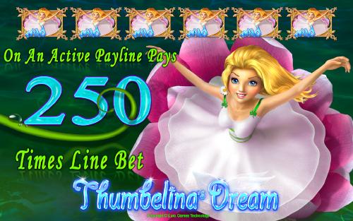 Thumbelina`s Dream