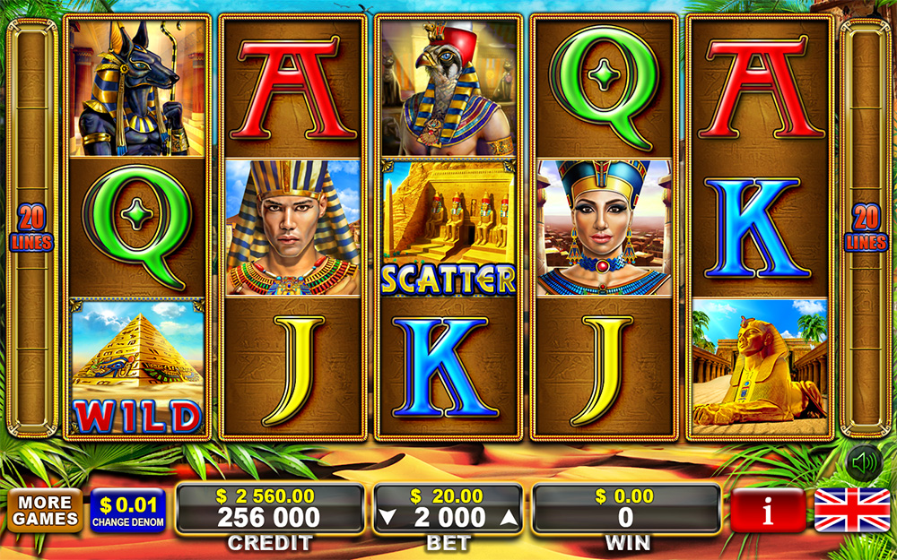 Almighty Ramses II