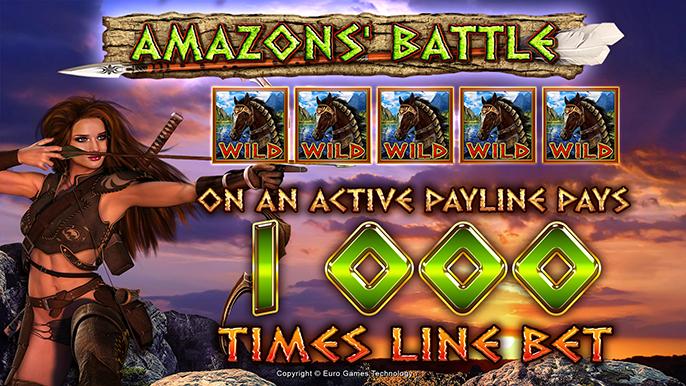 Amazons` Battle