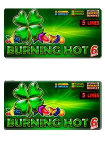 Burning Hot 6 Reels