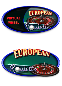 European Roulette Virtual Wheel