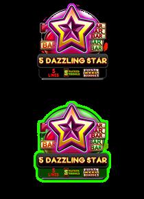 5 Dazzling Star