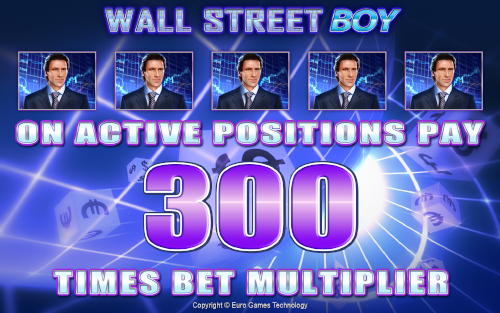 Wall Street Boy