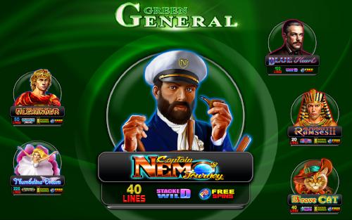 GREEN GENERAL