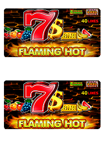 40 Flaming hot
