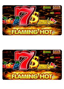 40 Flaming hot