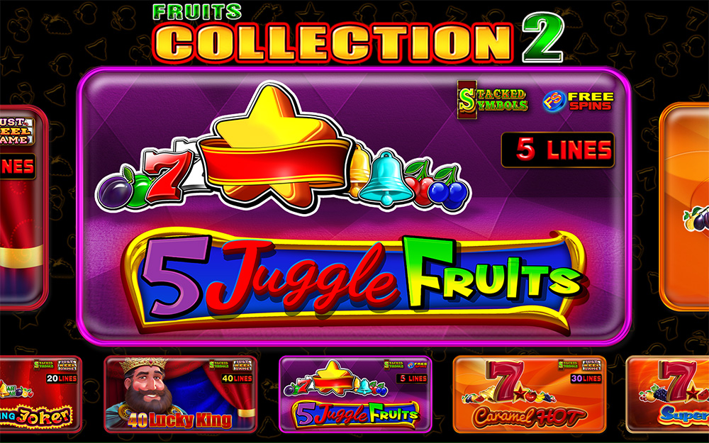 Fruits Collection 2