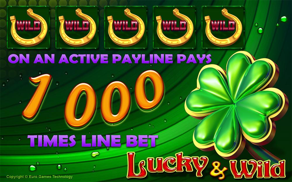 Lucky & Wild