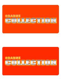 Orange Collection