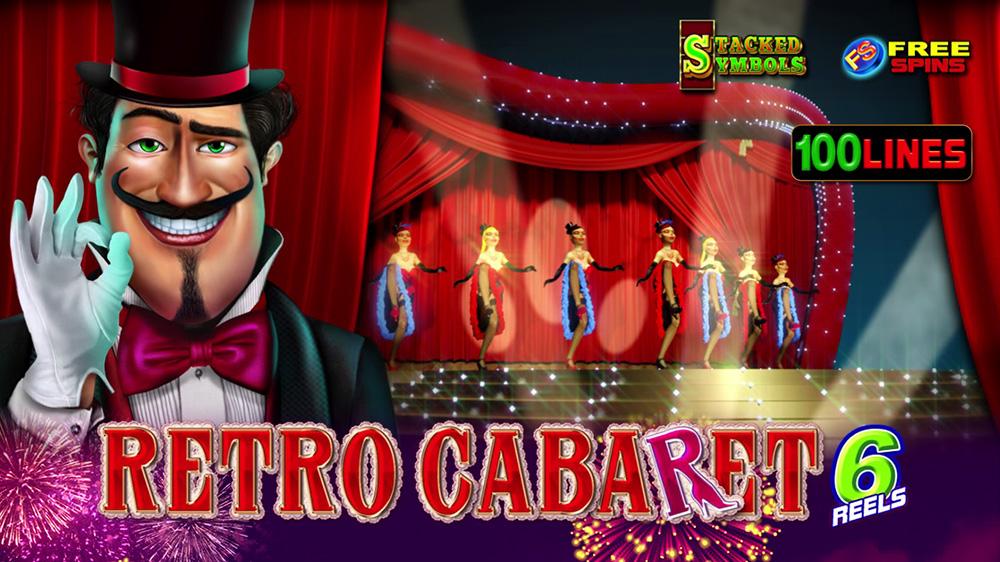 Retro Cabaret 6 reels
