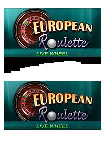 Ruleta Eurpeana Live