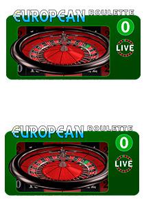 Ruleta Europeana Live