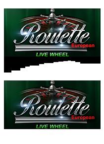 Ruleta Europeana Live Green Power HD