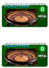 Ruleta Europeana Virtuala