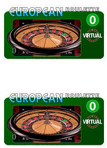 Ruleta Europeana Virtuala