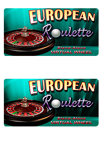 Ruleta Europeana Virtuala stand-alone