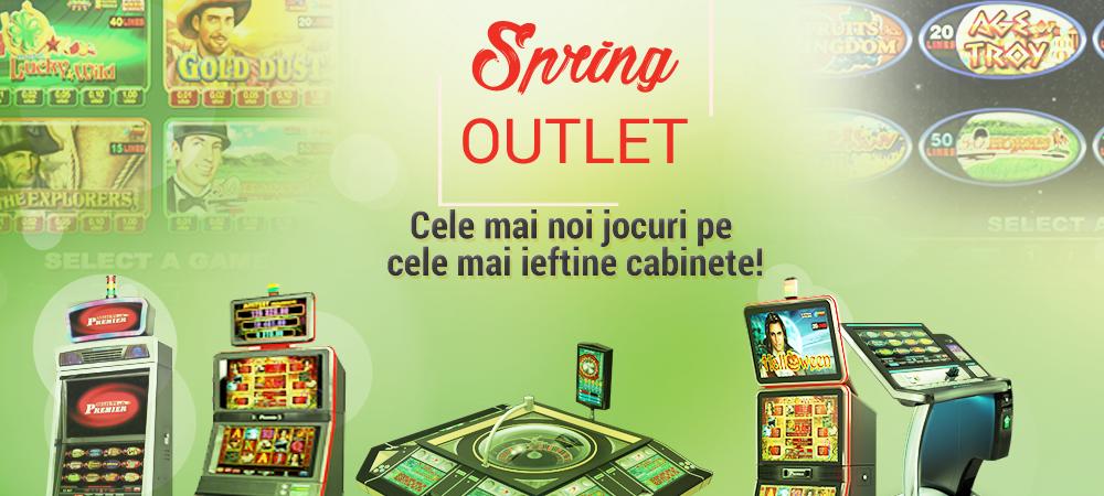 Spring Outlet