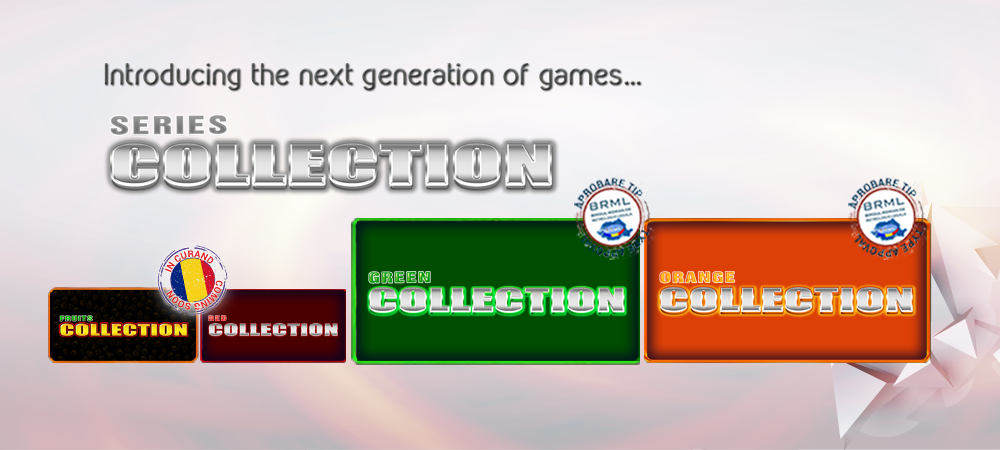 Collection Series Noua Generatie de Jocuri