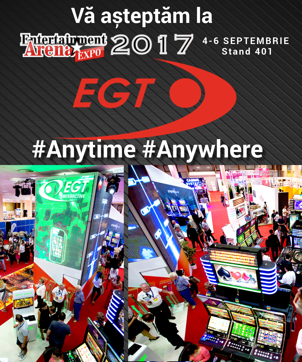 EGT la Entertainment Arena Expo 2017
