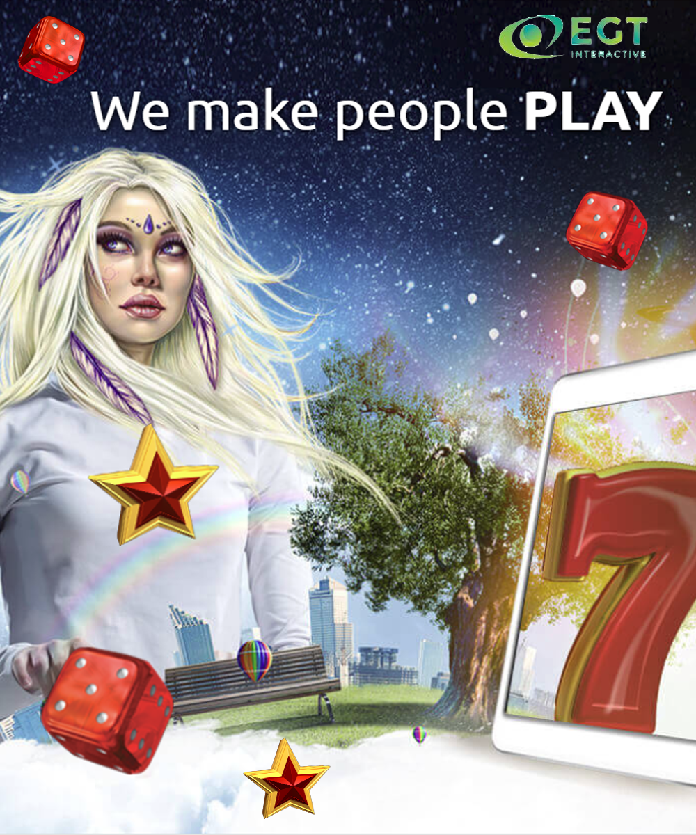 EGT Interactive - We make people Play