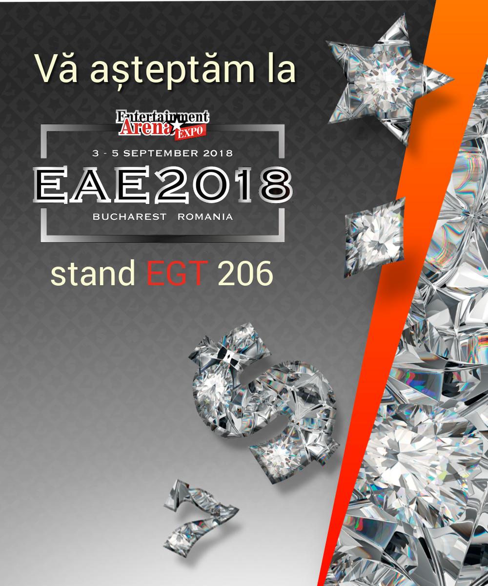 EGT Romania la EAE 2018