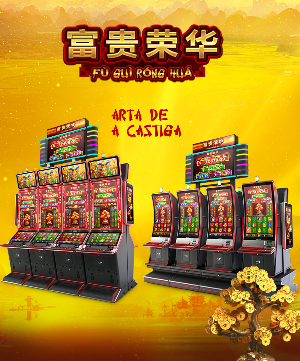 Fu Gui Rong Hua jackpot chinezesc