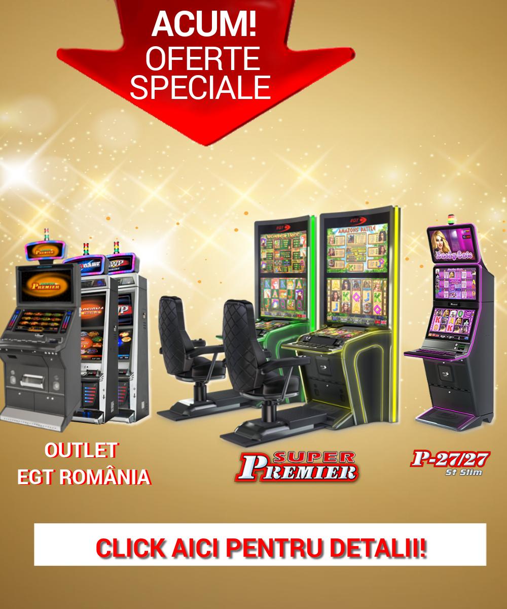 Sezonul promotiilor si ofertelor speciale la produsele EGT Romania a inceput!